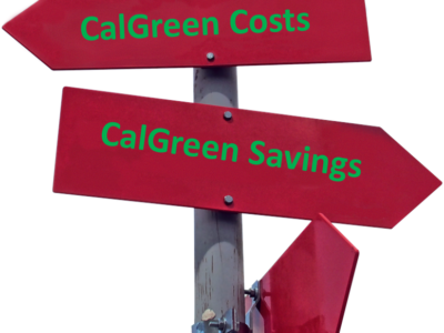 CalGreen Sign