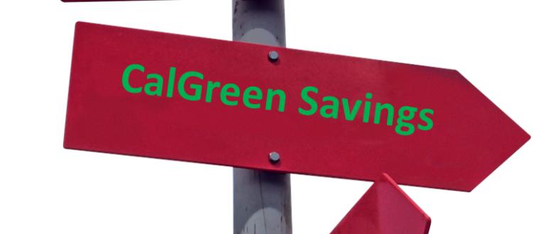 CalGreen Sign