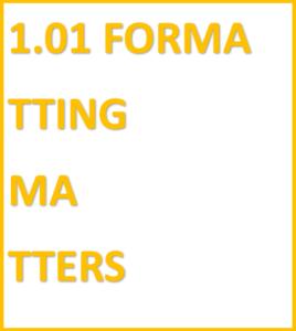 Calgreen format