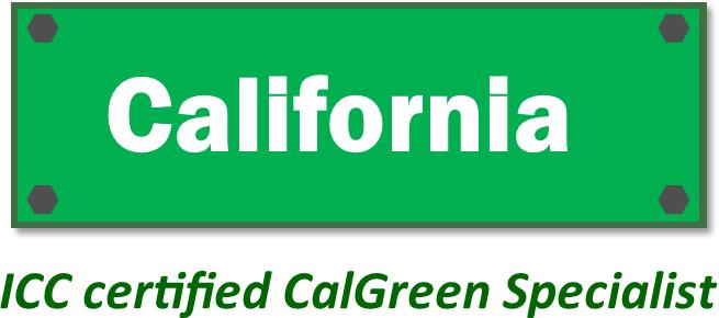 ICC certified calgreen special inspector