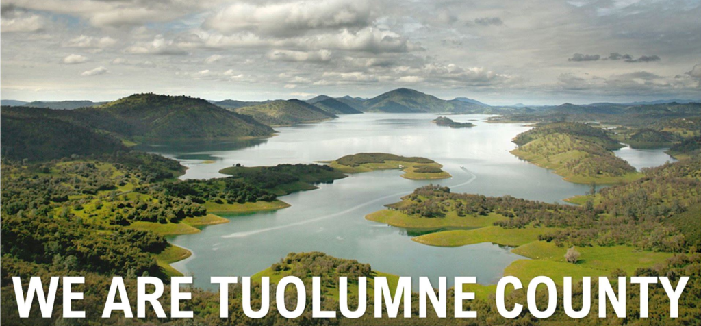 Tuolumne County Landscape