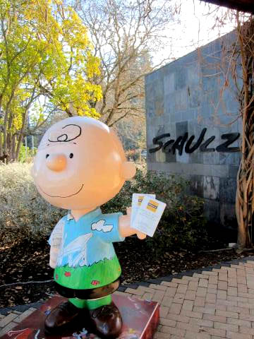 The Charles Schultz Museum